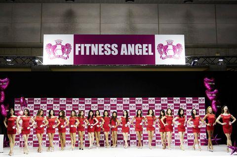 """<p>          7月25日(火)、東京ビックサイトを会場に、これまでにない女性のための美尻コンテスト「Fitness Angel」が開催されました。多くの女性がなりたいカラダと、一般的なコンテストのためのカラダがあまりにもかけ離れている…という考えから、絞ることを目的にせず、女性らしいラインをどこまで作れるかという点を目標にした同大会。矛盾した現状を打破するために、コスモポリタンでもおなじみの""""尻トレの女神 岡部友さんが立ち上げに尽力!</p>"""