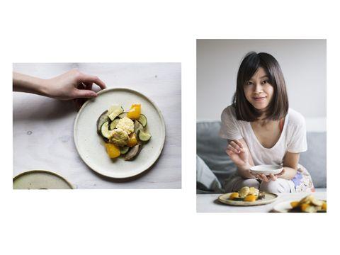 簡単ヘルシーな和のお料理「野菜のくずあん」/Mila Suminokuraポートレート