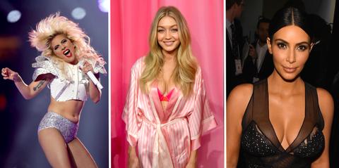 Fashion model, Hair, Clothing, Lingerie, Blond, Model, Pink, Beauty, Undergarment, Fashion,