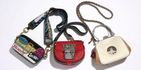 Product, Fashion accessory, Handbag, Keychain, Bag, Material property, Font, Chain, Jewellery,