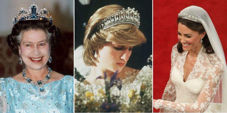 憧れちゃう♡英王室所有の「豪華なティアラ」15選