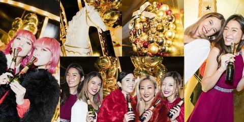 """<p>誰もが心躍る年に1度の大イベント""""クリスマス""""の訪れとともに、東京ミッドタウンのコートヤードでは、煌めきに満ちた「モエ クリスマス マルシェ 2017」が開催中! キラキラと輝くゴージャスなメリーゴーランドに、シャンパンとのマリアージュを堪能できるフード、特設ラウンジやスペシャルショップが並ぶなど、そこはまるで夢のような空間♡ そんな煌めく会場を、「ミニ モエ」片手に、ほろ酔い気分で楽しんだコスモガールたちの夜に密着しました!</p><p><span data-redactor-tag=""""span"""" data-verified=""""redactor""""></span></p><p><span data-redactor-tag=""""span"""" data-verified=""""redactor""""></span></p>"""