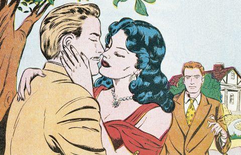 男女8人が告白!浮気した恋人を許したらどうなった?