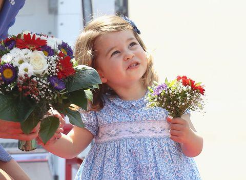シャーロット王女(イギリス)