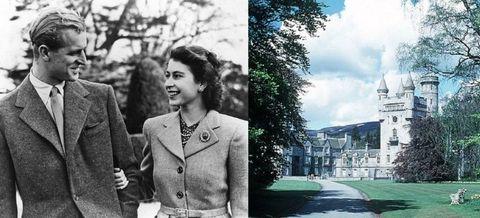 エリザベス2世&フィリップ殿下