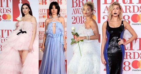 ブリット・アワード 2018 ドレス