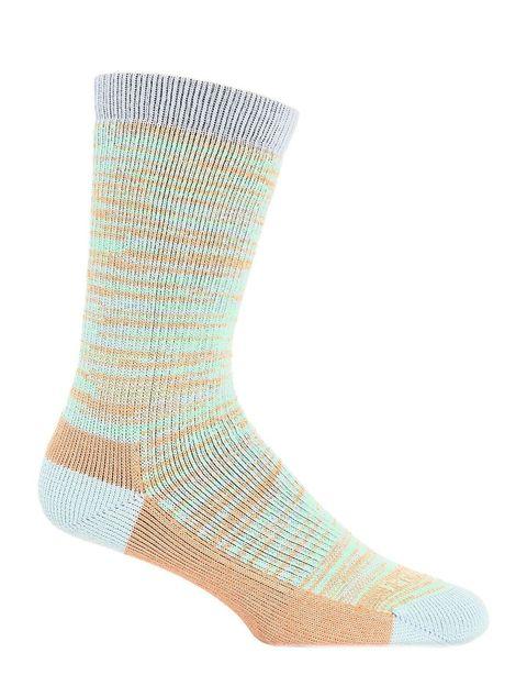 Sock, Teal, Aqua, Turquoise, Pattern, Azure, Costume accessory, Woolen, Wool, Creative arts,