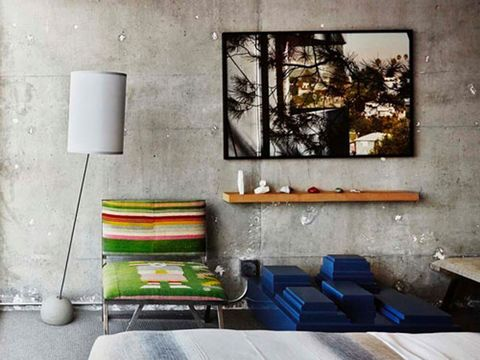 Room, Interior design, Wood, Wall, Linens, Pillow, Throw pillow, Lamp, Interior design, Home accessories,