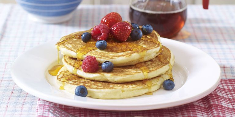 22 easy homemade pancake recipes how to make the best pancakes best panake recipes ccuart Gallery