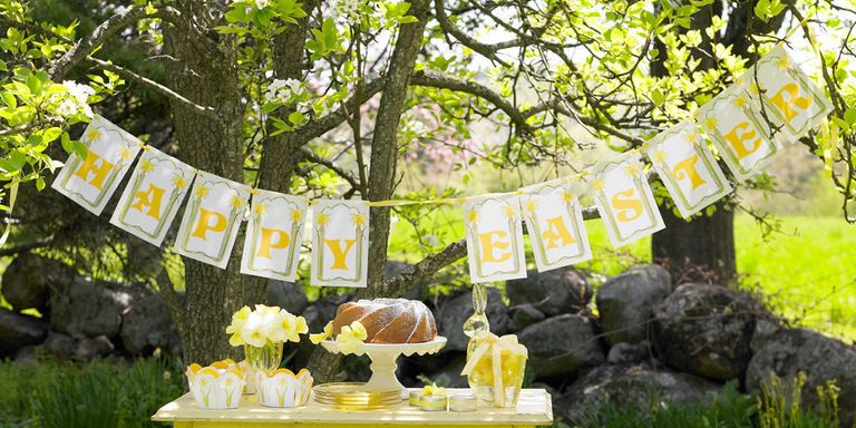 Your Family And Friends Are Guaranteed To Enjoy These Fun Entertaining Ideas For Easter