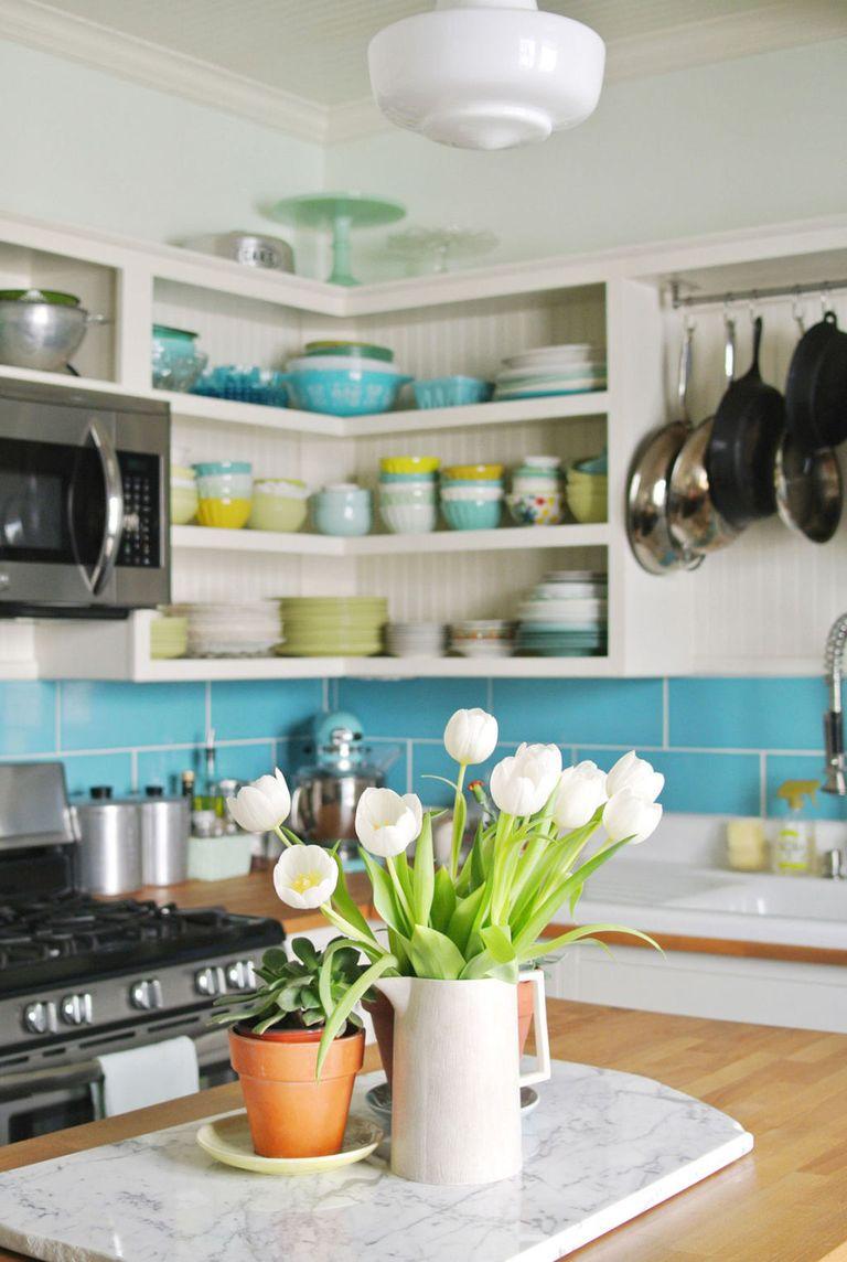 Farm Fresh Therapy Kitchen Makeover - Kitchen Renovation Ideas