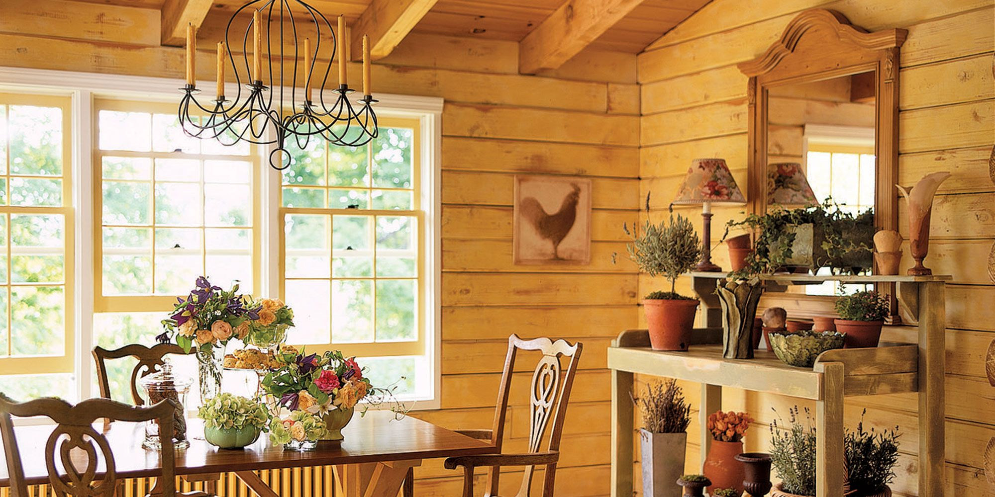Lucinda Rooney Vermont Log Cabin Log Cabin Decorating Ideas