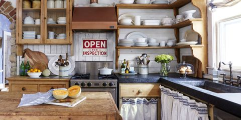 Dianna Palmer Country Kitchen - Country Kitchen Decorating Ideas