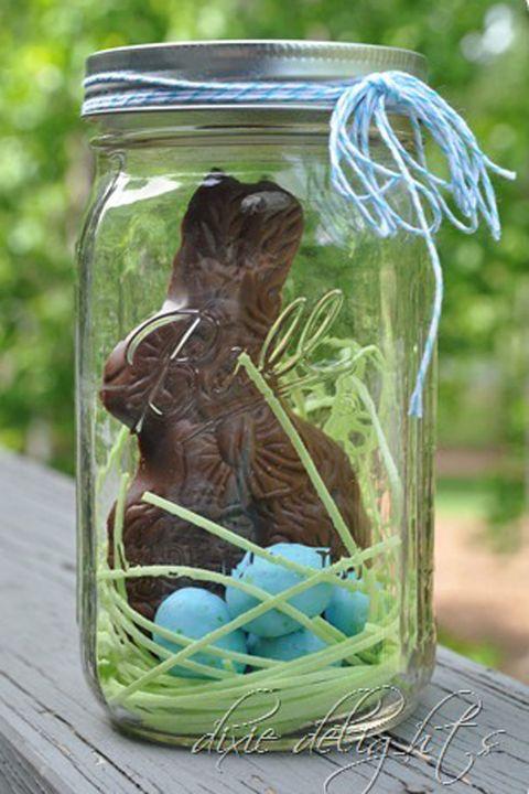 Easter Mason Jars Spring Mason Jar Craft Ideas
