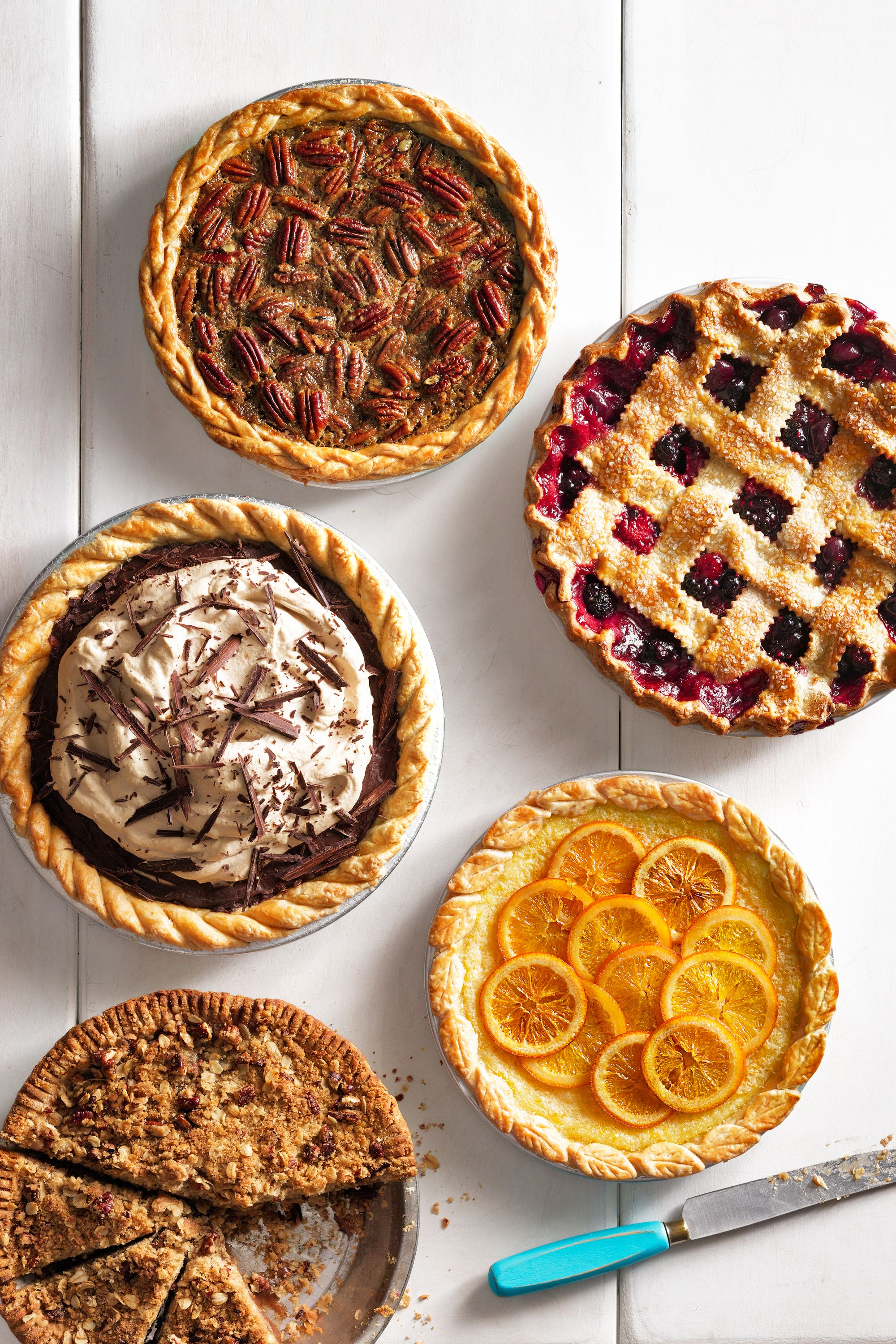 The Ultimate Guide to Making Perfect Pies