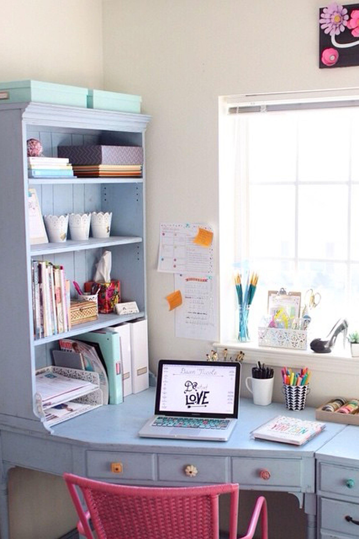 Inspiring Craft Room Storage Ideas - Craft Room Organization Ideas
