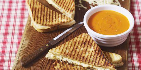 Food, Brown, Cuisine, Tableware, Dish, Meal, Finger food, Breakfast, Ingredient, Serveware,