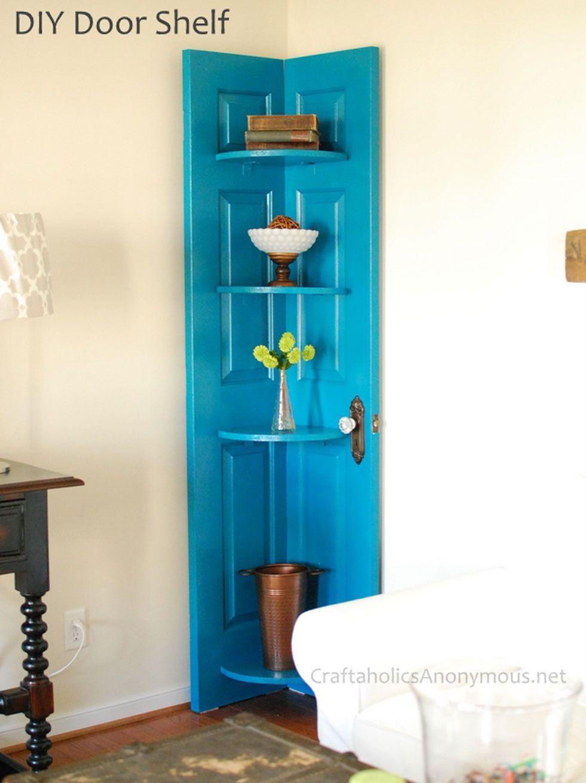 Repurposed Door Crafts