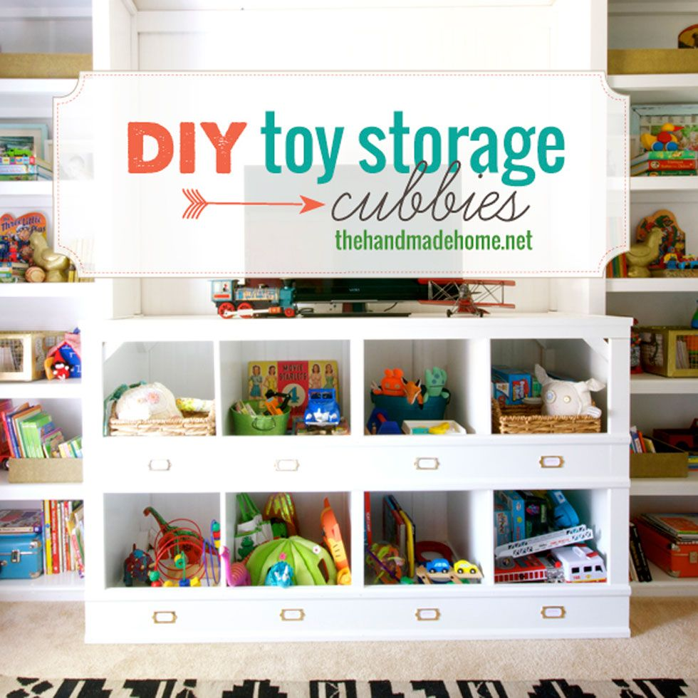 Toy Organization Ideas - Smart Storage Ideas