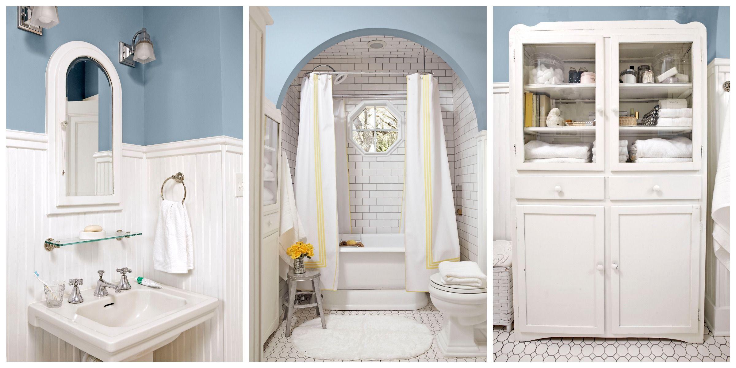 9 Steps to a Brilliant Bathroom Makeover - Cheap Bathroom Renovation ...