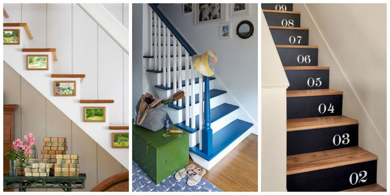 But That Doesn T Mean Your Stairway Can Get The Same Decorating Treatment As Rest Of House These Staircase Ideas Will Give