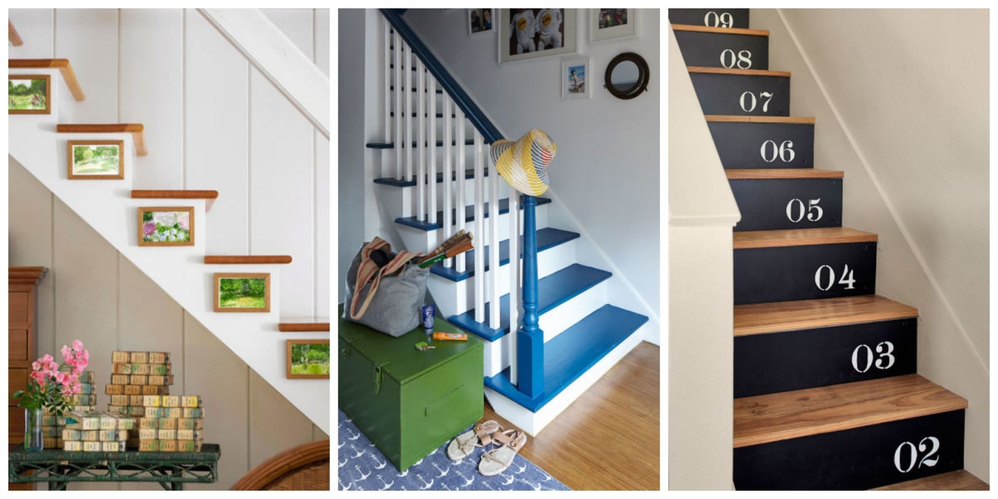 ... But That Doesnu0027t Mean Your Stairway Canu0027t Get The Same Decorating  Treatment As The Rest Of Your House. These Staircase Decorating Ideas Will  Give Your ...
