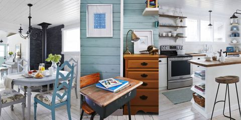 Natural Mommie Tiny Farmhouse Tiny House Decorating Ideas