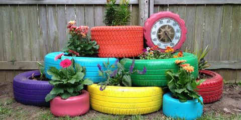10 Creative DIY Garden Planters Made from Upcycled Finds - DIY ... on kettle sea salt and malt vinegar, kettle tilt drains, kettle steaming rack for food with,