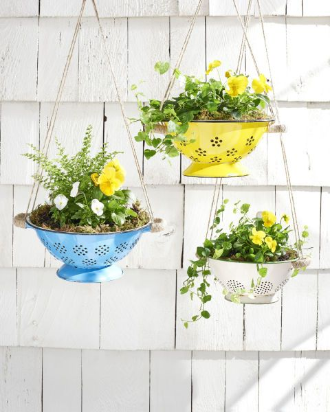 10 Creative DIY Garden Planters Made from Upcycled Finds ...