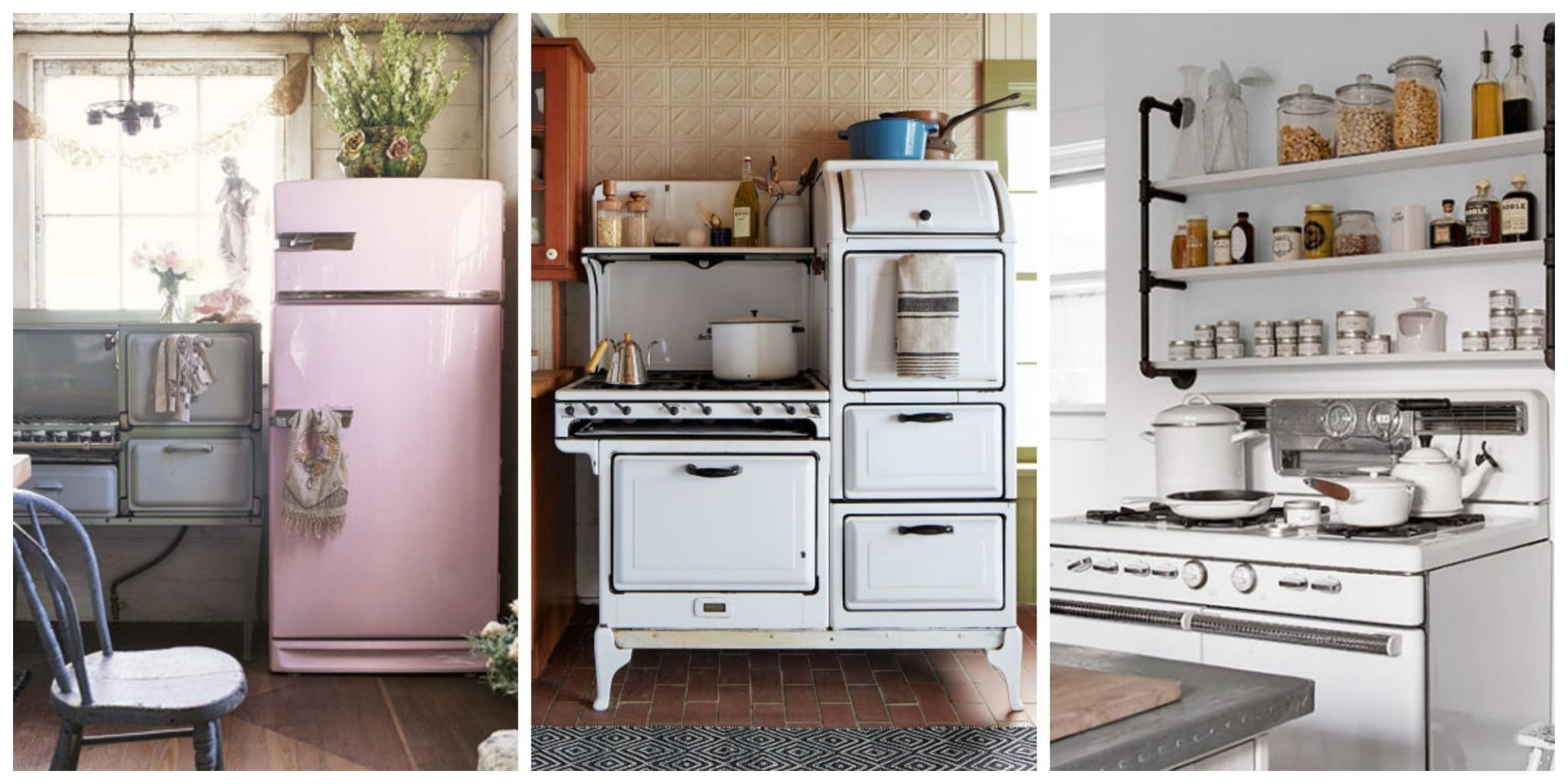 warning  you are going to want all of these  vintage appliances   vintage stoves  rh   countryliving com