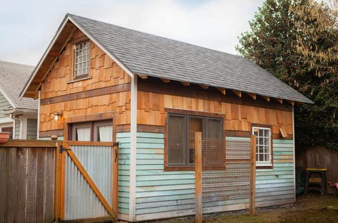 Wood, Window, Property, House, Roof, Real estate, Home, Fixture, Siding, Door,