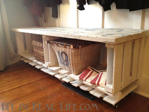 Wood Pallet Crafts