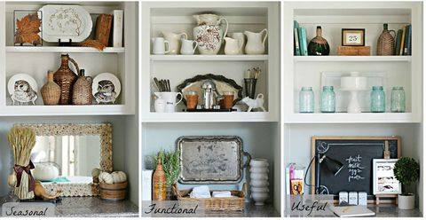 Green, Room, White, Serveware, Interior design, Porcelain, Dishware, Teal, Shelving, Interior design,