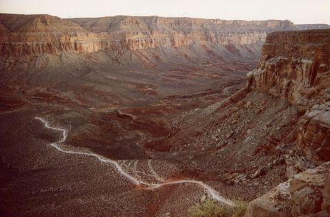 Bedrock, Geology, Outcrop, Terrain, Mountain, Rock, Formation, Plateau, Fault, Geological phenomenon,