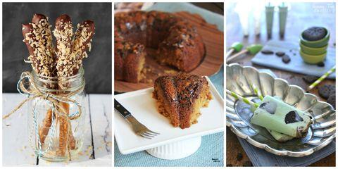 Food, Cuisine, Plate, Dish, Tableware, Dessert, Baked goods, Recipe, Ingredient, Serveware,