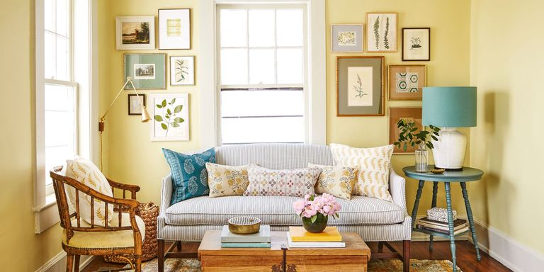 These design ideas will help you transform your living room into a cozy retreat