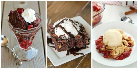 Dish, Food, Cuisine, Sundae, Dessert, Frozen dessert, Ingredient, Ice cream, Whipped cream, Cream,