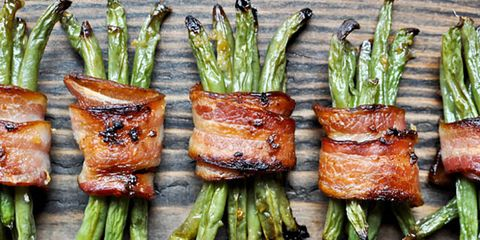 Countryliving Food Drinks G Bacon Wrapped Recipes