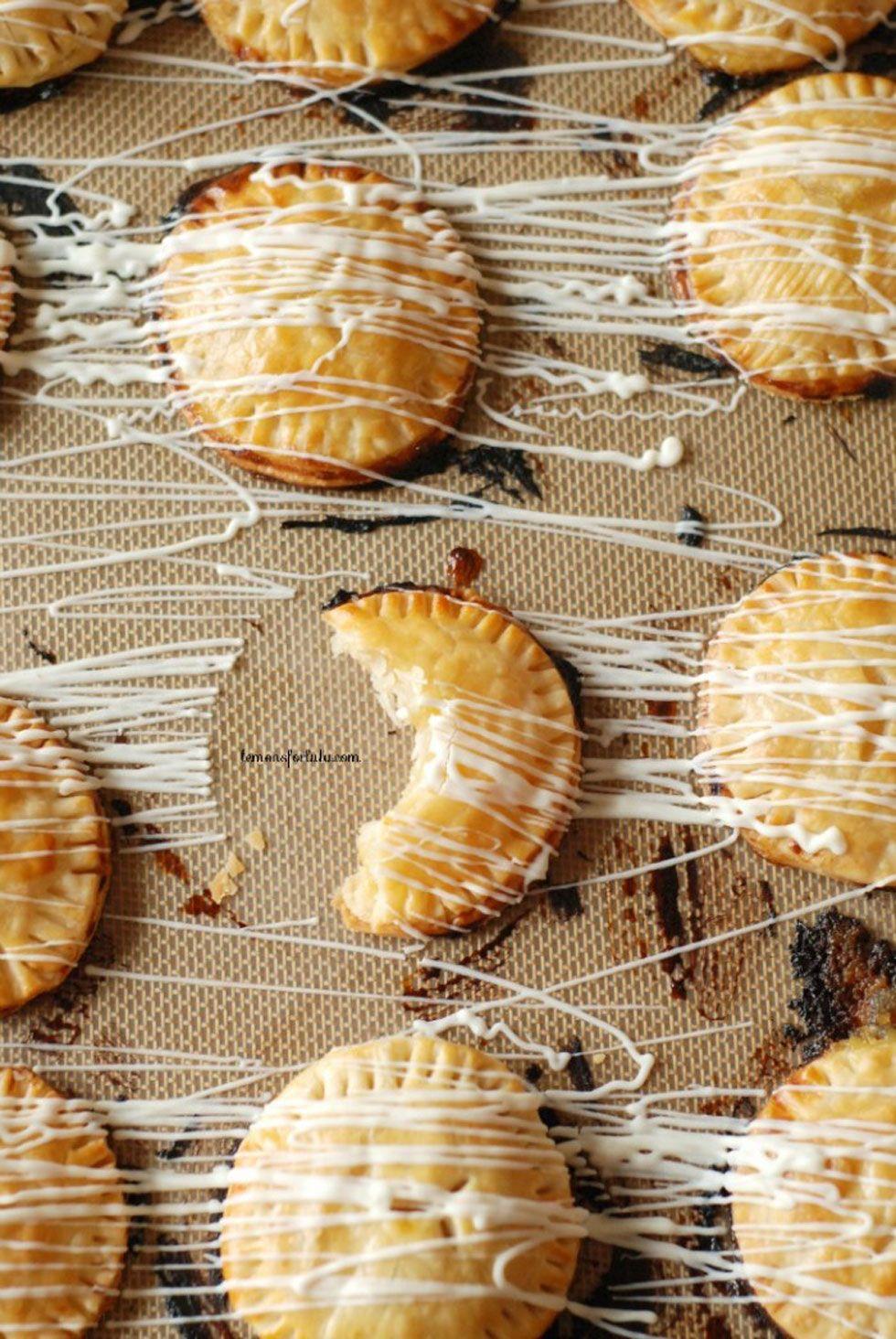 Honey Baked Ham Lemon Cream Cake Recipe