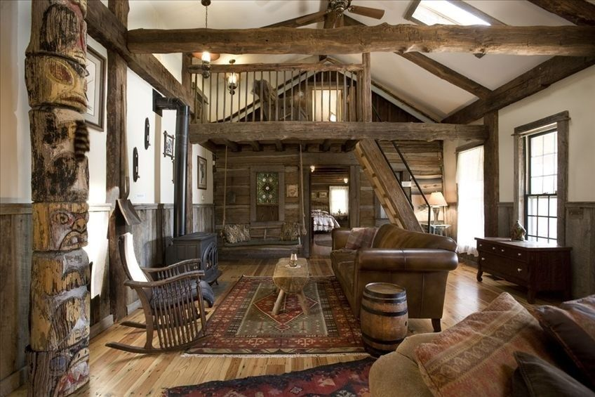 home decorating ideas rustic look homeaway log cabin rustic decorating ideas 12721