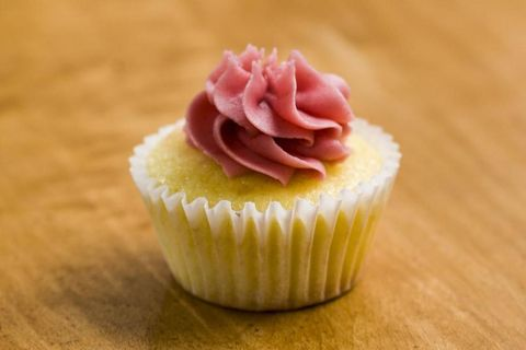 Cupcake, Cuisine, Food, Sweetness, Ingredient, Baked goods, Dessert, Cake, Baking cup, Dairy,