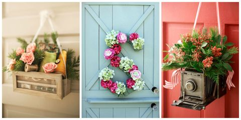 Give Your Favorite Wreath A Time Out And Opt For One Of These Creative Ideas Instead