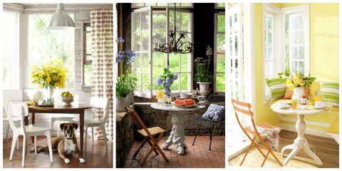 Breakfast Nook - Dining Room Furniture