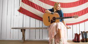 Miranda Lambert Country Living Guest Editor