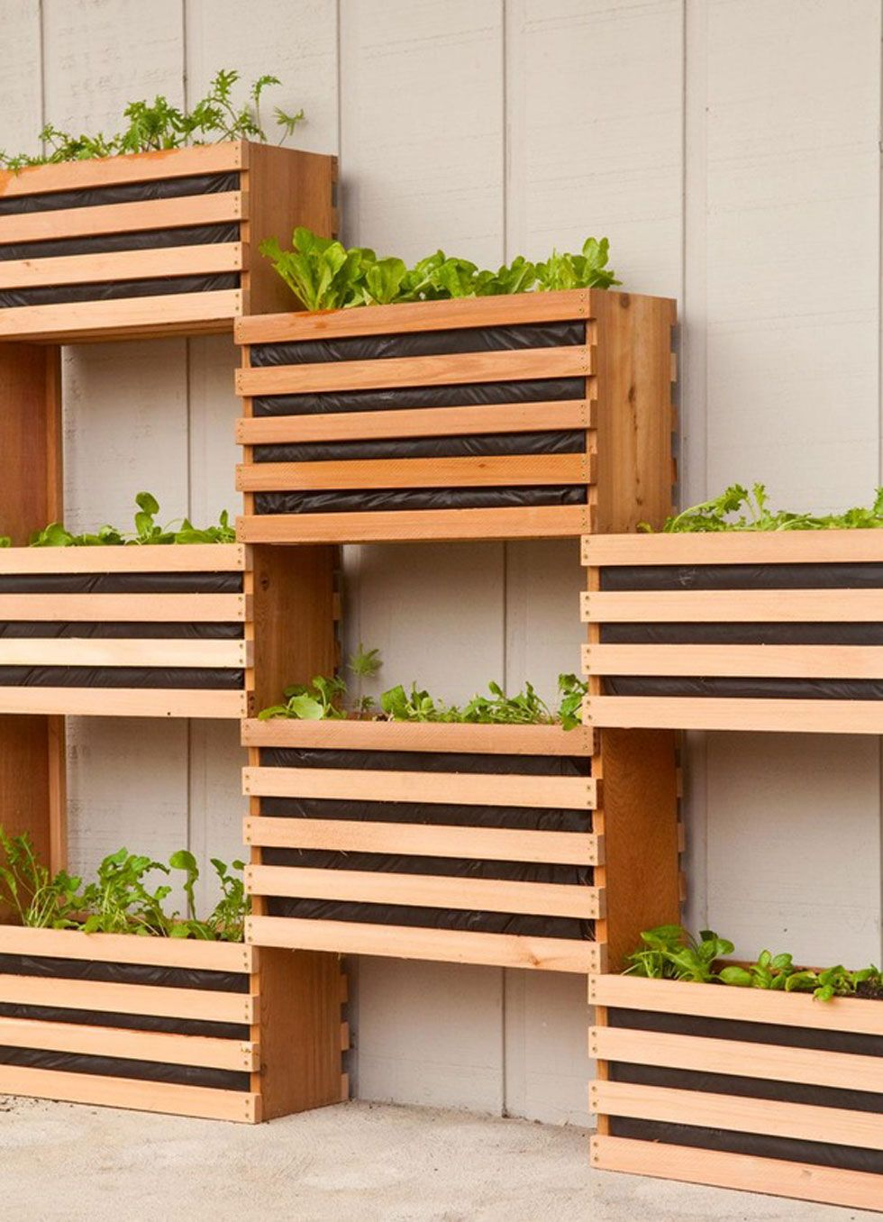26 creative ways to plant a vertical garden how to make a vertical garden - Wall Garden