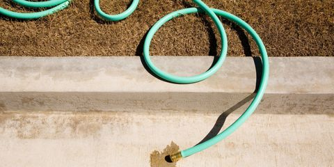 Green, Turquoise, Teal, Aqua, Cable, Technology, Wire, Hose, Circle, Garden hose,