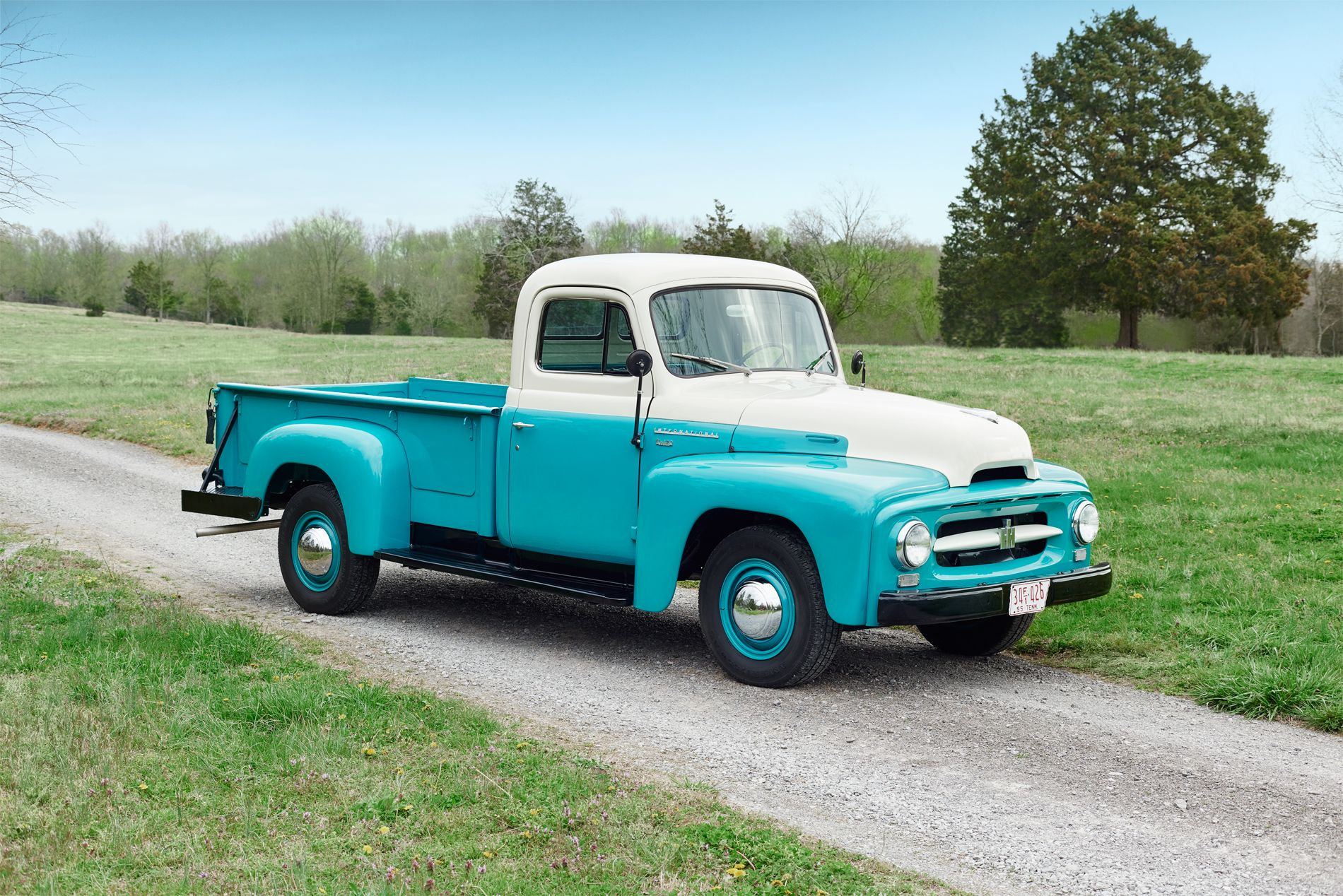 Clic American Pickup Trucks Of