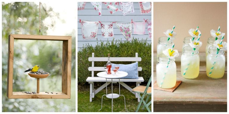 Celebrate Summer With These Fun And Easy DIY Projects Crafts