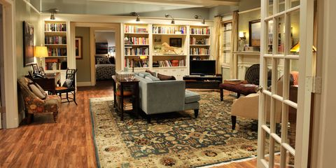 The Good Wife Living Room Set