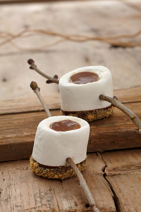 s'mores jell o shots